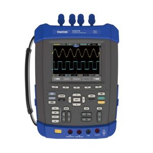 Hantek DSO8072E 70MHz 2 Channel Sampling rate 1GSa/s 6 in 1 สโคปพกพา OSC/Recorder/DMM/Spectrum Analyzer/Frequency Counter/Arbitrary Waveform Generator