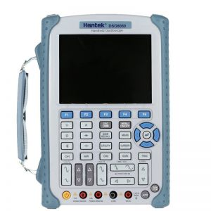 Hantek DSO8060 5 in 1 สโคปพกพา OSC/DMM/Spectrum Analyzer/Frequency Counter/Arbitrary Waveform Generator