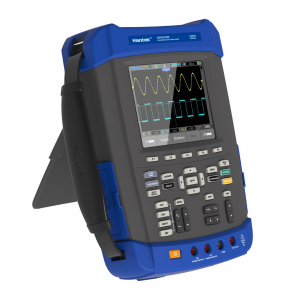 Hantek DSO8152E 150MHz 2 Channel Sampling rate 1GSa/s 6 in 1 สโคปพกพา OSC/Recorder/DMM/Spectrum Analyzer/Frequency Counter/Arbitrary Waveform Generator