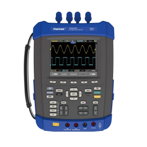Hantek DSO8102E 100MHz 2 Channel Sampling rate 1GSa/s 6 in 1 สโคปพกพา OSC/Recorder/DMM/Spectrum Analyzer/Frequency Counter/Arbitrary Waveform Generator